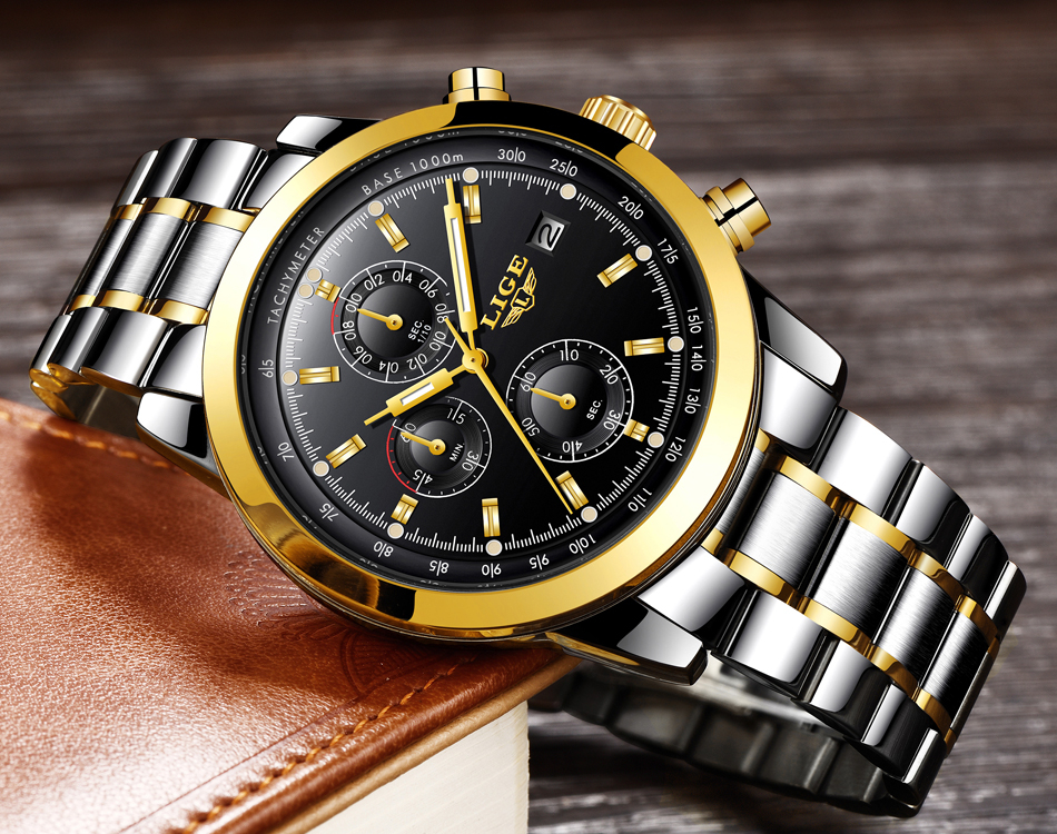 HTB1Uu2aohTI8KJjSspiq6zM4FXav - LIGE Mens Watches Top Brand Luxury Business Quartz Watch stainless steel Strap Casual Waterproof Sport Watch Relogio Masculino