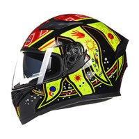 New Racing helmet full face Safe helmets for yamaha mt 07 honda x4 ninja 250 ktm duke 690 yamaha r1 2004 tmax 530 &b67
