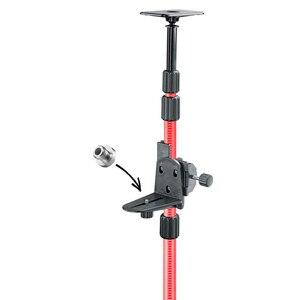 Image 4 - 1/4 или 5/8 дюймов интерфейс Лазерные уровни кронштейн для удлинителя и регулируемая высота для универсальный лазерный уровень