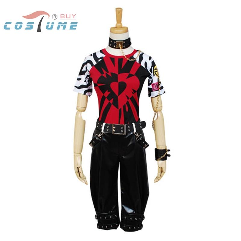 Vocaloid Project DIVA-f LEN Uniform Halloween Cosplay Costumes Unisex Custom Made