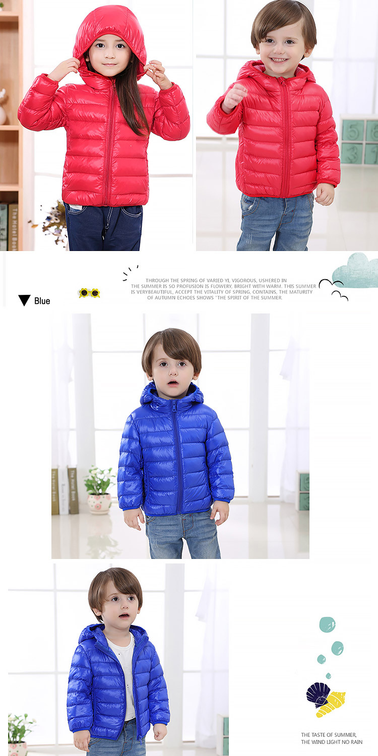 HTB1Uu38FuuSBuNjSsziq6zq8pXau - Children Down Jackets New 90% White Duck Down Hooded Kids Winter Jackets for Boys Girls Ultra Light Portable Winter Coat