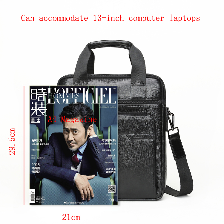 HTB1Uu38j0cnBKNjSZR0q6AFqFXaU MEIGARDASS Genuine Leather Business Briefcase Men Travel Shoulder Messenger Bags Male Document Handbags Laptop Computer Bag