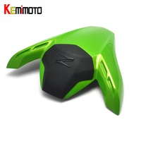 KEMiMOTO Z900 2017 Rear Pillion Seat Cowl Tail Cover With Rubber Pad For Kawasaki Z 900 2017 Moto Motorcycle Accessories Parts