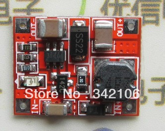 Free Shipping! Highest Efficiency 96% DC-DC Boost Module 3V To 5V 1A