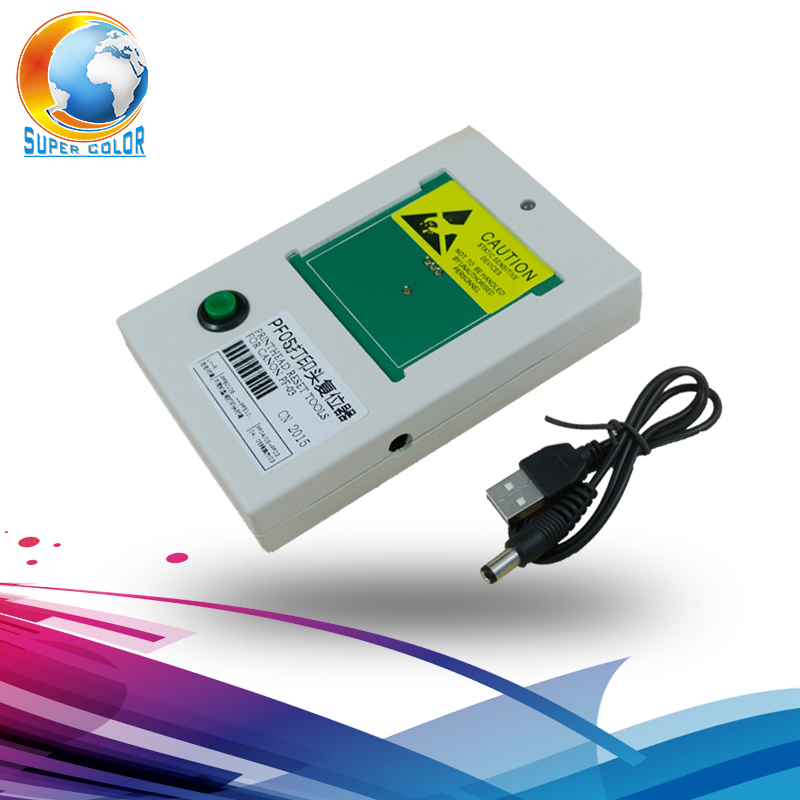 Supercolor high quality for canon PF-05 printhead resetter compatible for Canon iPF8310S 6300S 9410S printer adidas x pharrell little kids superstar supercolor