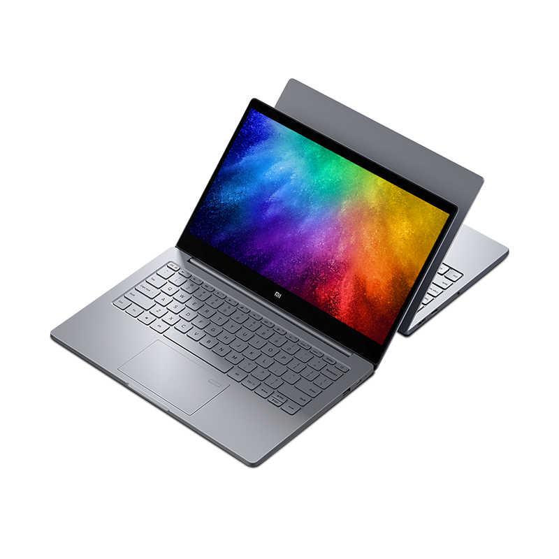 """Oryginalny Xiao mi mi notebook air 13.3 """"mi Laptop rozpoznawanie linii papilarnych i5-7200U intel core 8GB DDR4 256GB PCIe SSD Windows 10"""