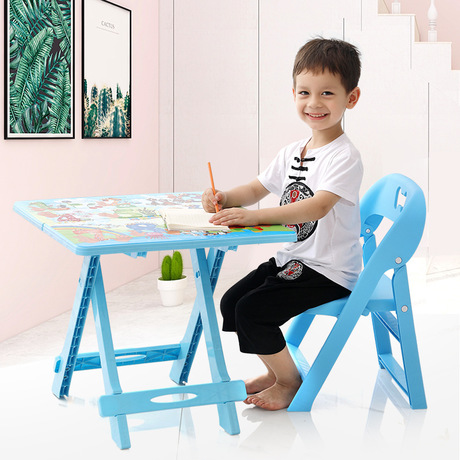 Children Furniture Sets kids Furniture set plastic kids table and chair set folding table chair set mesa y silla infantil hot