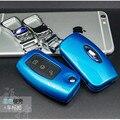 Alta calidad Nuevos Productos materiales ABS Coche cubierta de la llave inteligente para ford focus 2 mk2 fiesta C Max Mondeo MK4 Kuga