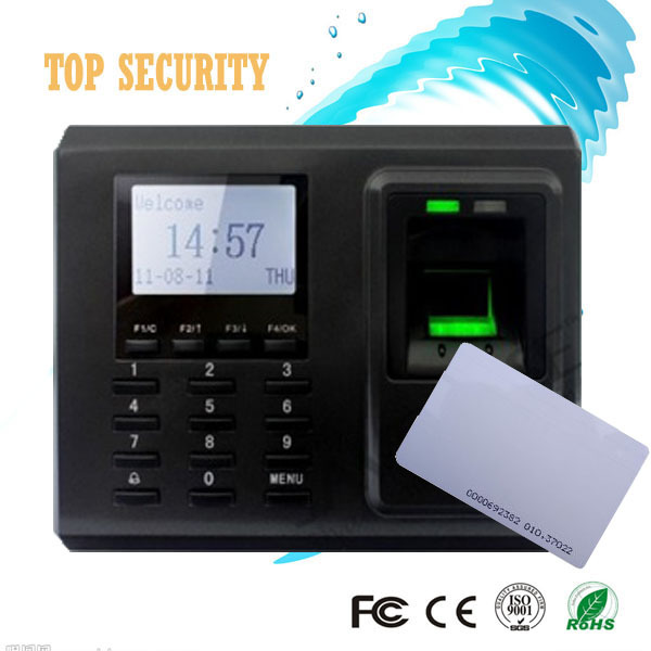 Good quality fingerprint door access control system with RFID card reader TCP/IP RJ45 to connect the software F2/ID  free shipping tcp ip 2 doors access controller can connect with 4 pcs weigand reader good quality door access control board l02