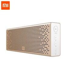 Originais xiaomi mi bluetooth speaker stereo mini mp3 player portátil de bolso sem fio handsfree suporte cartão tf aux de áudio-in(China (Mainland))