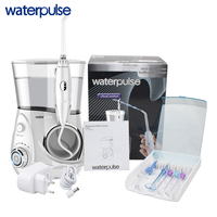 Waterpulse V660 зубные Flosser Ирригатор для полости рта Портативный воды зубная нить Стоматологический Ирригатор гигиены полости рта, стоматологиче
