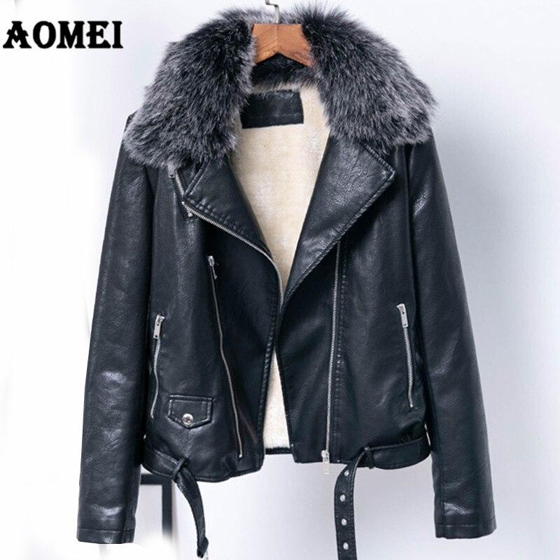 9de4d605ee2 Oto-o-invierno-abrigo -nuevo-Europeo-Americano-mujeres-Punk-solapa-gruesa-acolchado-c-lido-PU-cuero.jpg