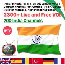 IPTV África italiana IPTV suscripción para Android Alemania Francia árabe Turquía IPTV prueba gratuita India UK IP TV Italia India EX YU