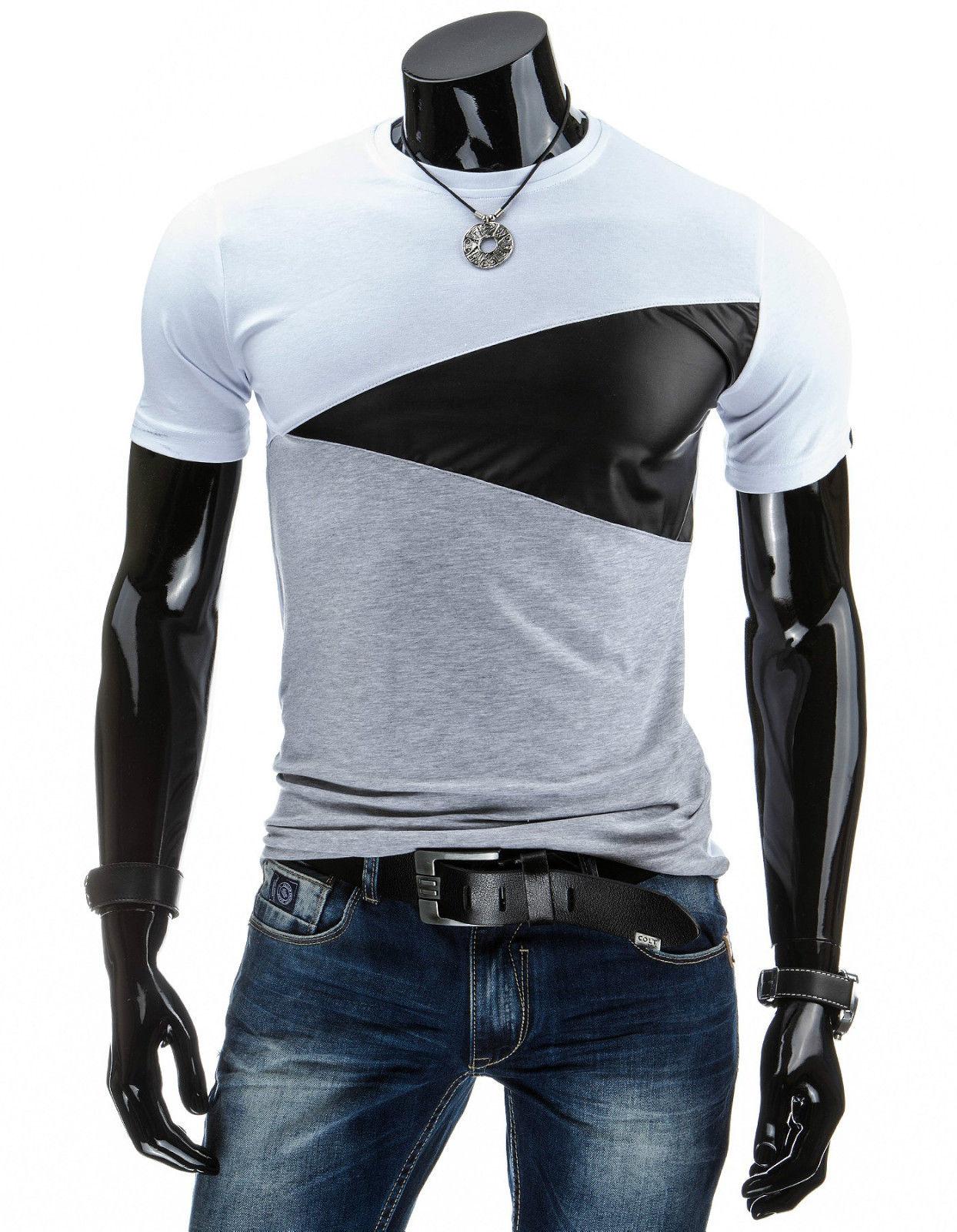 2017 Designs Mens T Shirt Slim Fit Crew Neck T-shirt Men Short Sleeve Casual tshirt Tee Tops M-XXL  XSS