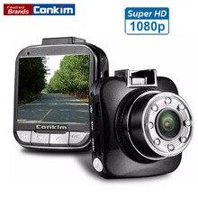 Buy online Conkim Car DVR Camera Novatek 96650 1080P Full HD Super IR Night Vision DVR Car Video Recorder 2.0″ LCD 170 Degree Lens G55 DVRs