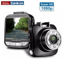 Conkim Автомобильный видеорегистратор Камера Новатэк 96650 1080 P Full HD Super ИК ночного видения видеорегистратор Автомобильный видеорегистратор 2.0″ ЖК-объектив 170 градусов G55 видеорегистраторы