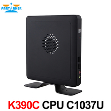 Partaker решения vdi 1037U mini pc Intel K390C для media center игры pc