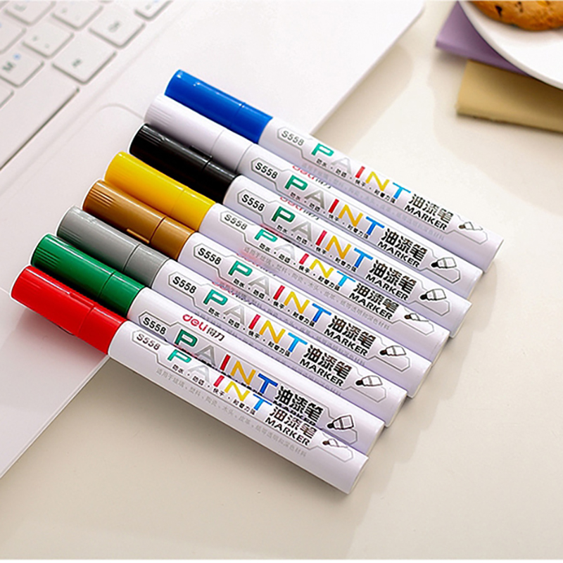 Waterproof Quickly Dry Sunscreen Car Paint Pen Scratch Repair Pen Remover Painting Paint Marker Pen For Car