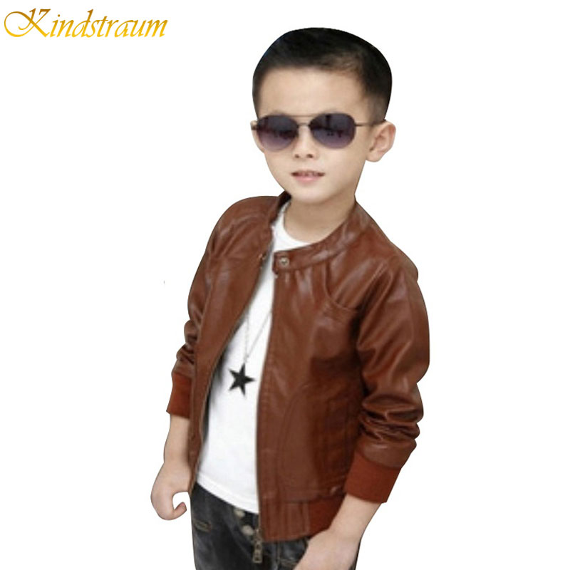 Popular Faux Leather Jacket Boys-Buy Cheap Faux Leather Jacket ...