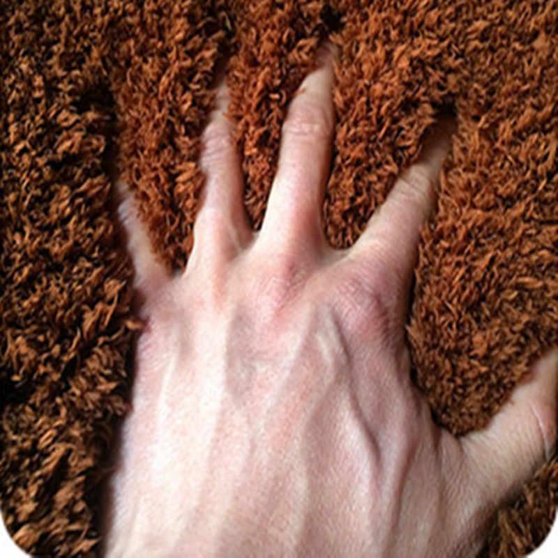 Wysokiej jakości dywan łazienka mata miękka przeciwpoślizgowe dywaniki podłogowe wycieraczka mata do kąpieli drzwi sposób stopy dywan stałe podłogi wc dywan i dywan