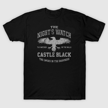the night's watch the watcher on the walls castle black sword in