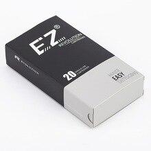 EZ Tattoo Needles Revolution Cartridge Round Liner #10 (0.30mm Needle) RC1003RL RC1005RL RC1009RL RC1014RL 20 Pcs /lot