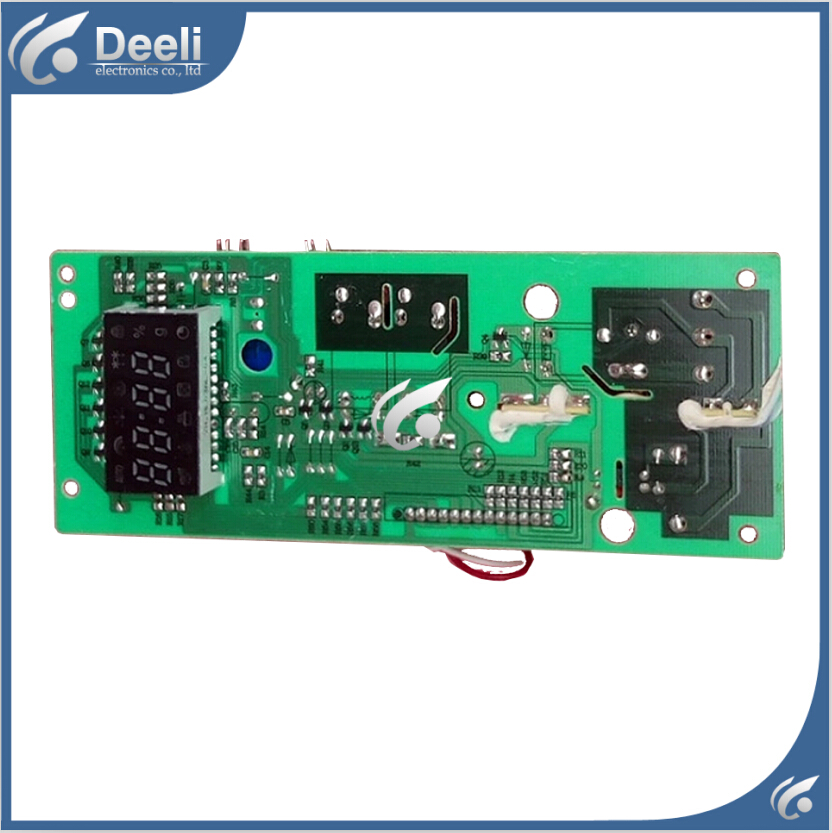 Free shipping 100% tested for Galanz Microwave Oven computer board MEL003-LCN8 mainboard on sale free shipping 100% tested for washing machine wfs1075cw cs computer board motherboard c1s1 w10442281 on sale