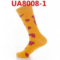 2018 Новое поступление модные Для женщин Носки высокого качества 15 шт./компл. UA8008