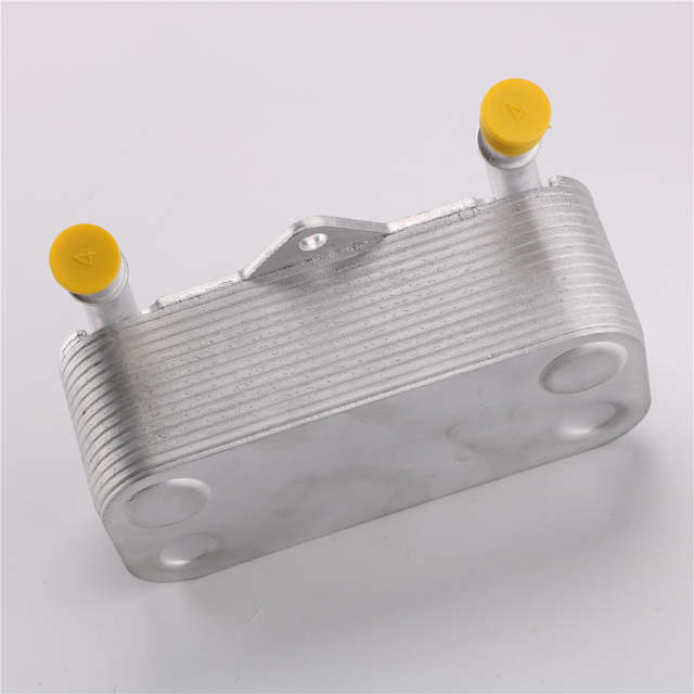 HODEE Oil Cooler for VAUXHALL OPEL 2 0 DTI 16V Y20DTH, OE: 5989070121 /  650607 / 47 72 133 / 9543687 / 90571674 / S90571674