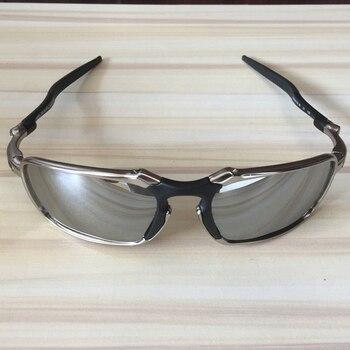 ZOKARE Frame Da Liga de Óculos Polarizados Óculos de Ciclismo Da Bicicleta Do Esporte Ao Ar Livre Óculos de Equitação Óculos De Peixes Oculos Gafas 6020