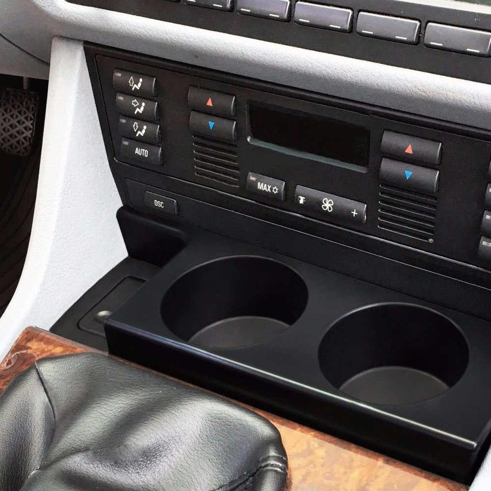 hight resolution of  premium front cup holder fit for bmw e39 5 series 1997 2003 525i 528i 530i