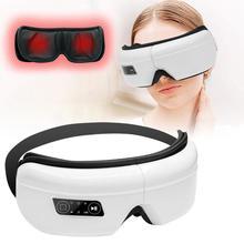 Electric Eye Massager Fatigue Stress Relief Vibrating Folding Eyesight Care