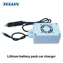 80 Вт, 12,6 в, 14,6 в, 16,8 в, 4A, 5A, 6A, автомобильное литиевое зарядное устройство, солнечное постоянное напряжение, регулятор постоянного тока 3 S, 4S, 5S, 6 S, 7 струн