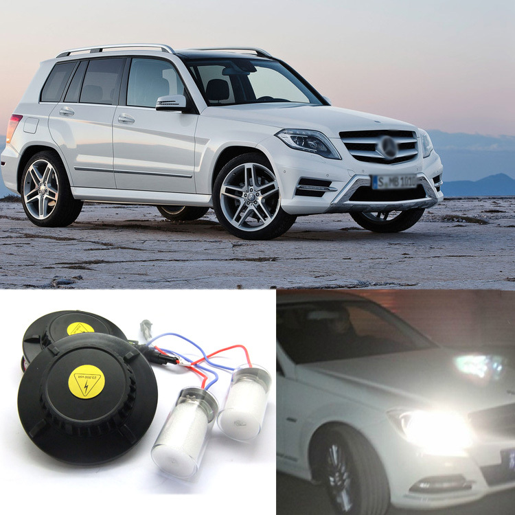 Ownsun Generation All In One Lower Beam Error Free H7 HID Lights For Mercedes-Benz GLK
