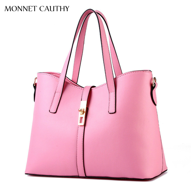 Popular Candy Pink Color Handbag-Buy Cheap Candy Pink Color ...