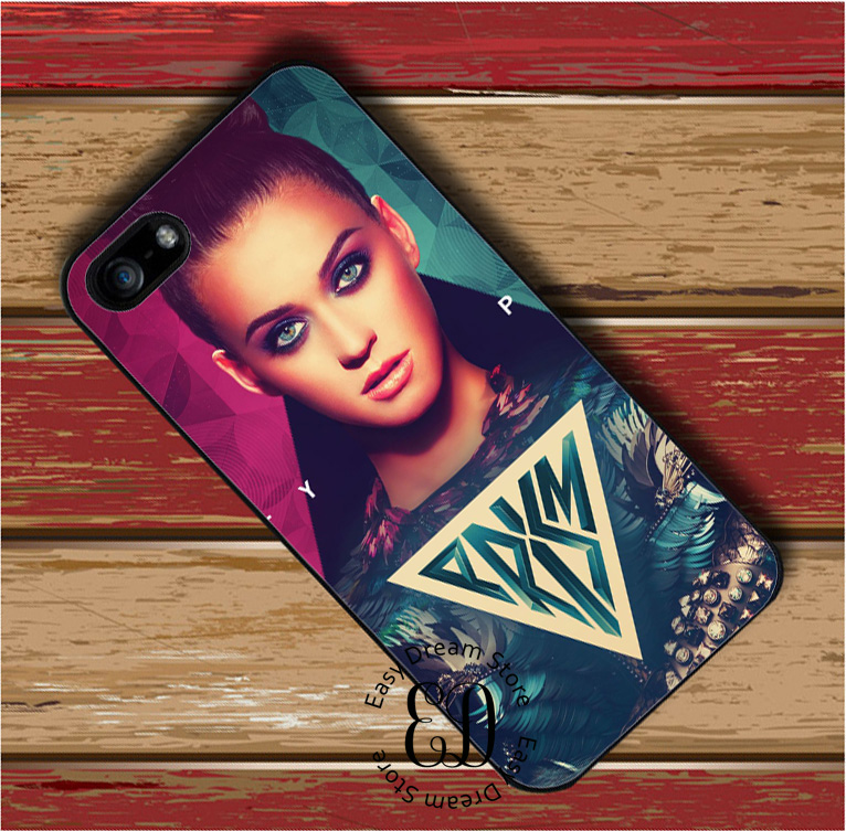 katy perry prism fashion case for iphone X 4s 5 5s SE 5c 6