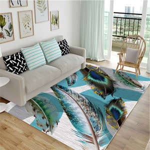 Высокое качество, художественный ковер с масляной росписью для гостиной, спальни, противоскользящий напольный коврик, модный кухонный кове...