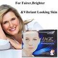 Máscara de blanqueamiento con Ingredientes Naturales para Blanquear y Aclarar Facial piel Oscura para Reducir Las Manchas de envejecimiento de La Piel Anti-acné 30g/1 UNIDS