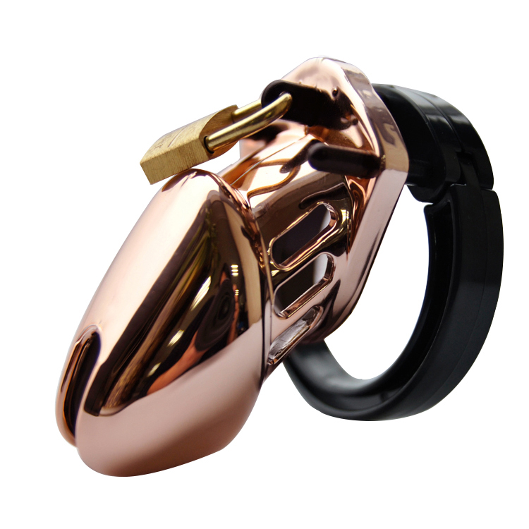 Prison Bird Male Designer Gold Edition Chastity Deveices Small
