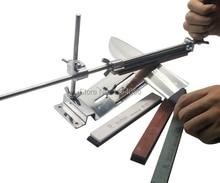 In acciaio inox Da Cucina per affilare i coltelli Professionali Per Affilare I Coltelli Affilatura Fix Fisso Dallalto con pietre