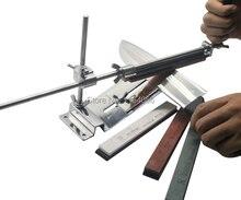 Paslanmaz çelik bıçak kalemtıraş Profesyonel Mutfak Bıçak Bileyici Bileme Fix Sabit Açı taşlar ile