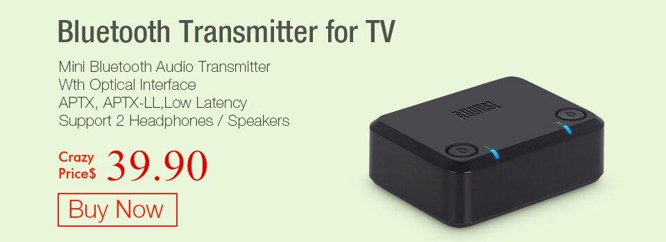 Bluetooth-Audio-Transmitter