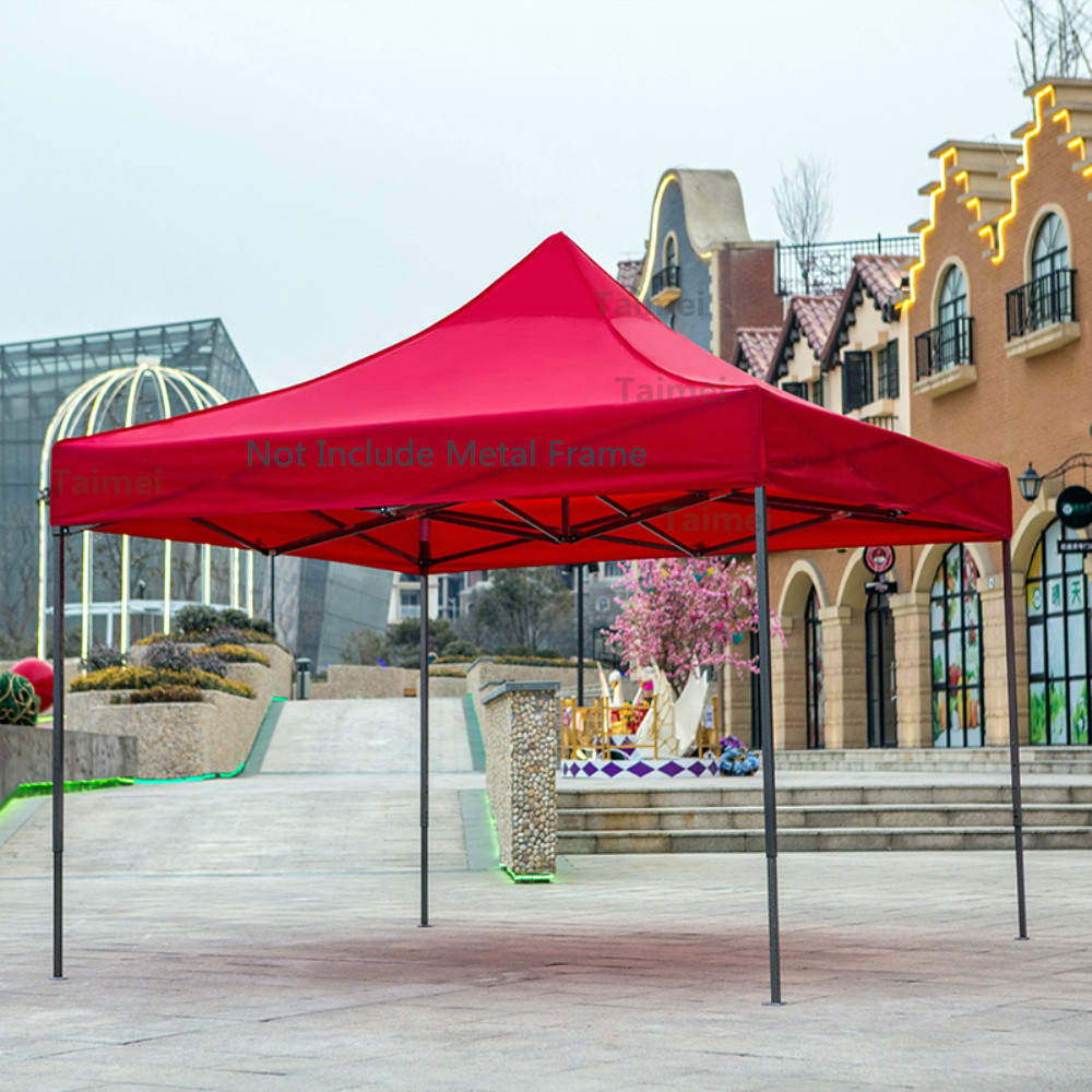 Garden Gazebos TOP ROOF rproof Tents Canopy Outdoor Marquee Awning Tent Shade Party Ogrodowy white large shed fold blue red roof image