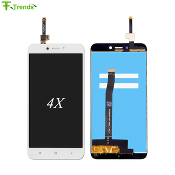 Fftrends 5pcs Top Quality AAA display For Xiaomi redmi 4x Lcd Screen Replacement Color 100% Test one by one Pantalla