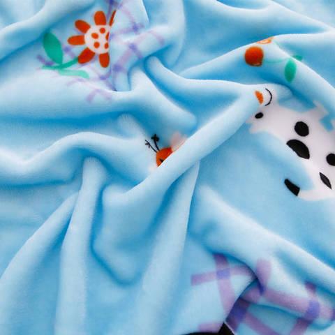 cama nap colcha dos desenhos animados padrao