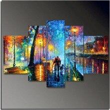 Diy Diamant Malerei Direct Selling Kits Hand 3d Quadratmeter diamant malerei kreuzstich Mosaik stickerei Bunte Landschaft