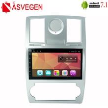 Asvegen 9 »Android 7,1 4 ядра 2 г + 32 ГБ автомагнитолы для Chrysler 300C 2000-2014 DVD плеер gps 3g 4 г WI-FI BT МЖК навигации
