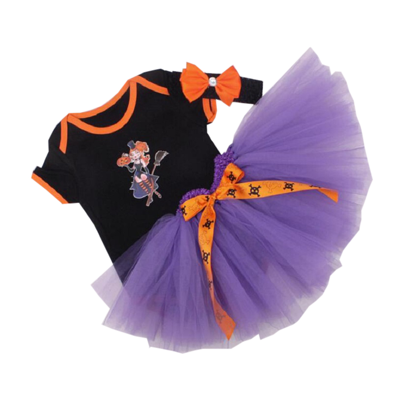Baby Girl Clothes Newborn Baby Cotton romper tutu Dress bebe Clothing Set  First Birthday Outfit for Girl Halloween sets/clothes baby girl infant 3pcs clothing sets tutu romper dress jumpersuit one or two yrs old bebe party birthday suit costumes vestidos