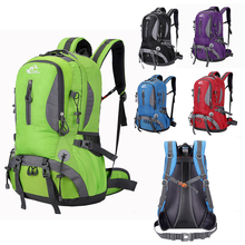 Free Knight Outdoor 40L Hiking Bag Camping Travel Rucksack Mountaineering Backpack Day Pack Waterproof Multifunctional