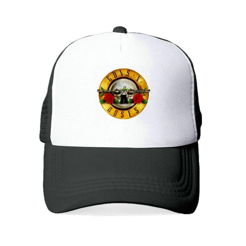 black trucker hat YY44904